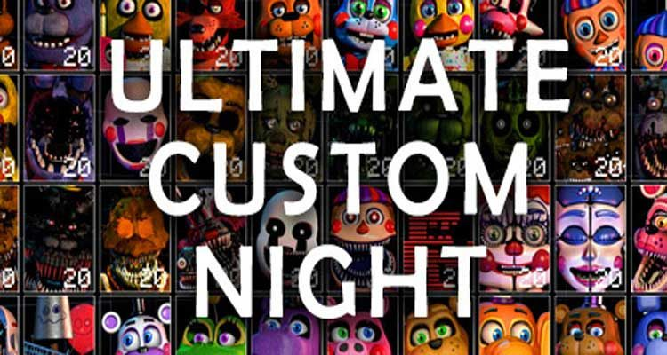 Ultimate Custom Night Download APK for Android