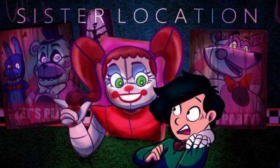 Five Nights at Freddy's (FNAF)Sister Location