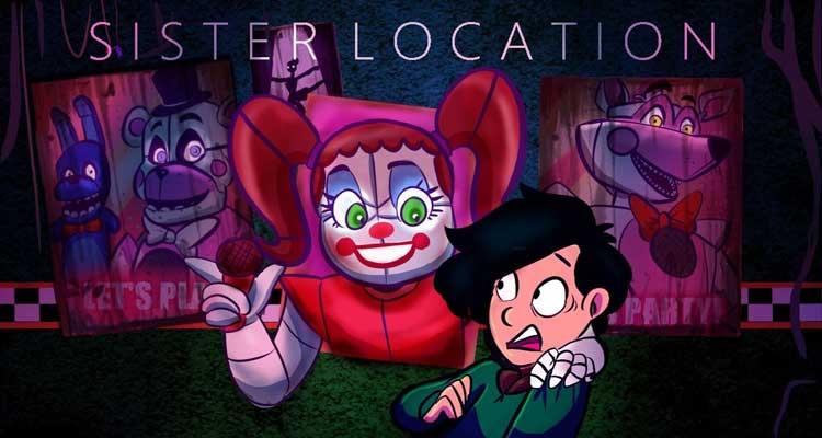 Five Nights at Freddy's (FNAF)Sister Location