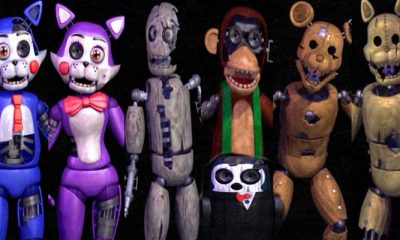 Five Nights at Candy's 2
