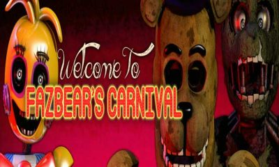 Welcome to Fazbear's Carnival