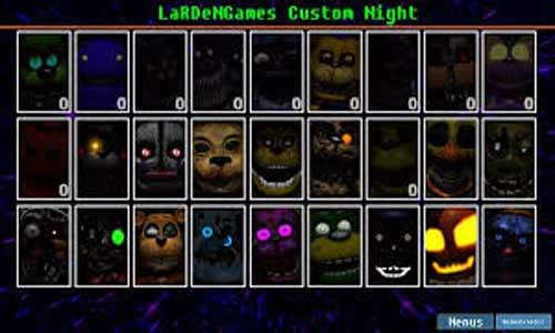 LaRDeNGames Custom Night