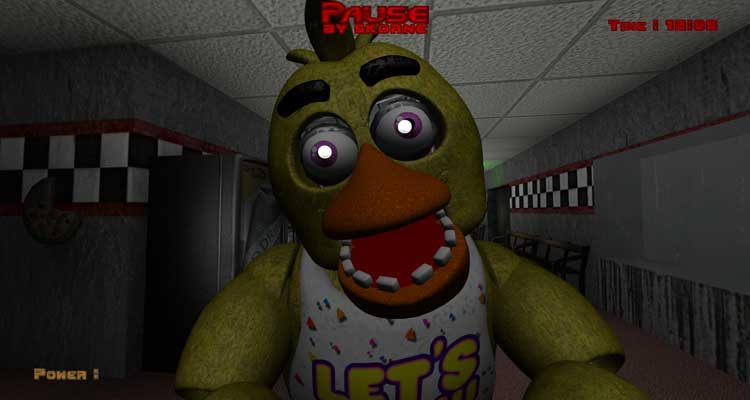 Five Nights at Freddy's 1 Doom Mod Free Download – the original version