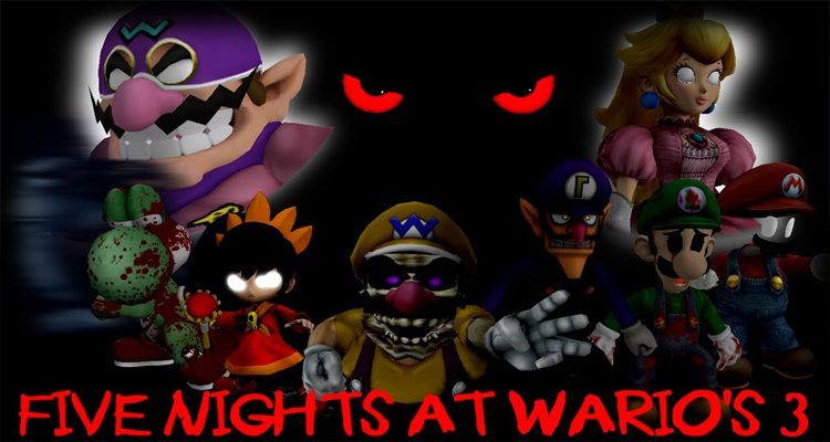 Five Nights at Wario's 3 Free Download