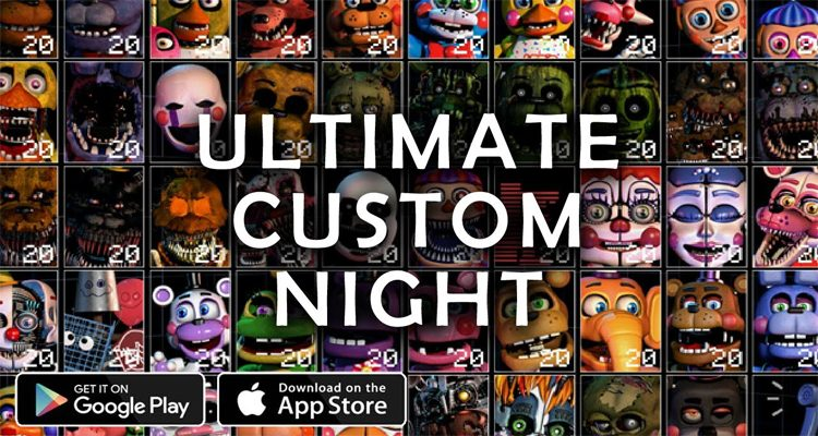 Ultimate Custom Night Android Free Download