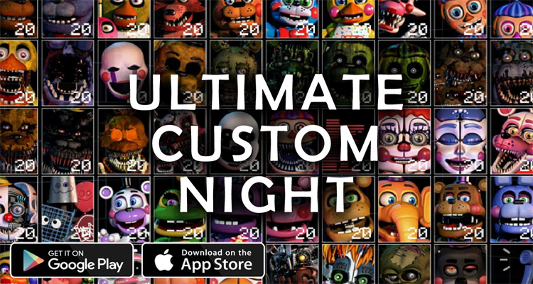 Ultimate Custom Night Android
