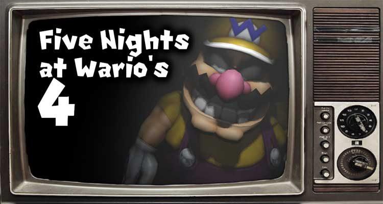 Five Nights at Wario's 4 Free Download
