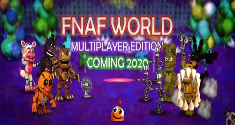 FNaF World - Multiplayer Edition