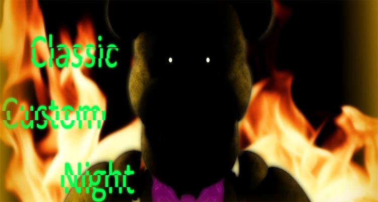 Classic Custom Night Free Download