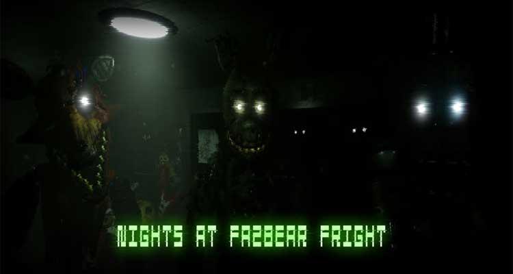 Nights at Fazbear's Fright