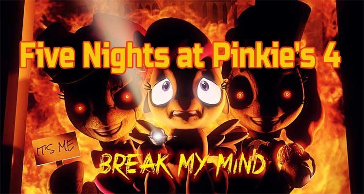 Five Nights at Pinkie's 4 Free Download