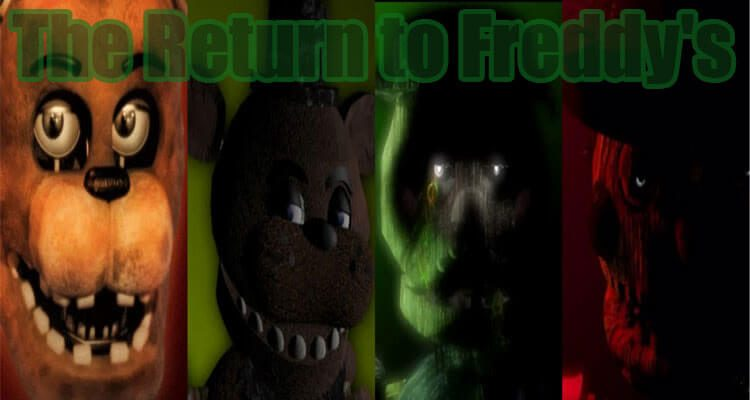 The Return to Freddy's Android Collection (Official) Free Download