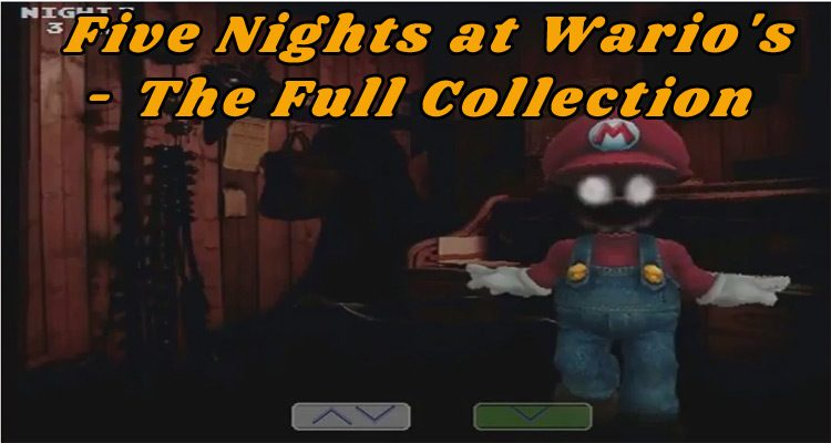 Five Nights at Wario's – The Full Collection Free Download