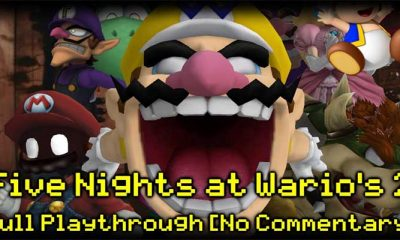 Five Nights at Wario's 2