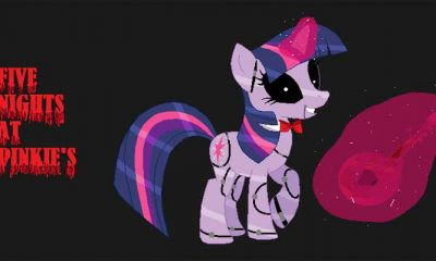 Five Nights at Pinkie's Free Download