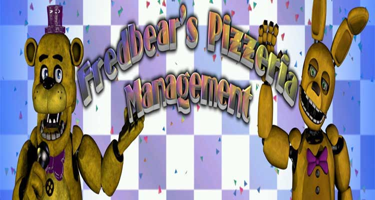 Fredbear's Pizzeria Management Free Download