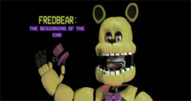 FREDBEAR: The Beginning of The End Free Download