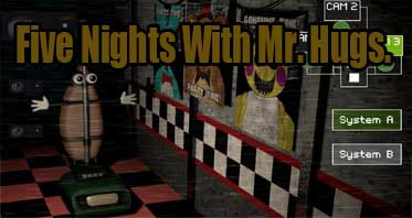 Five Nights With Mr. Hugs (& Friends) Free Download