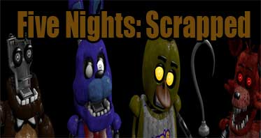 Five Nights: Scrapped Free Download