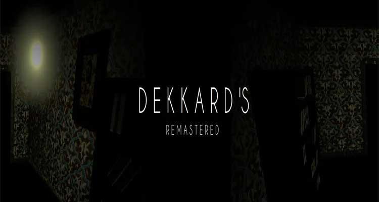 DEKKARD'S: A Curtain Call Story