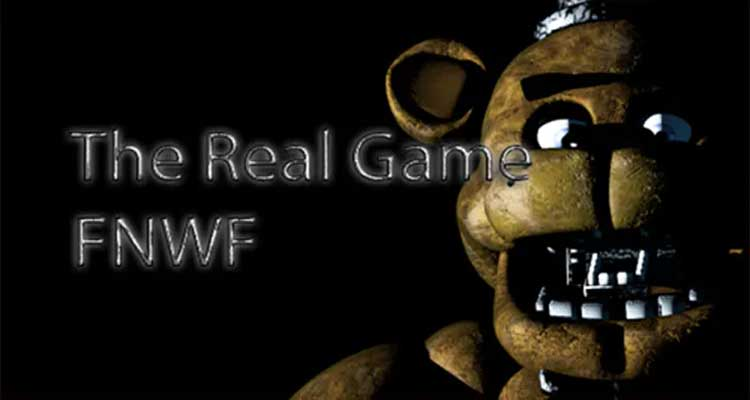 FNAF Simulator 1-4
