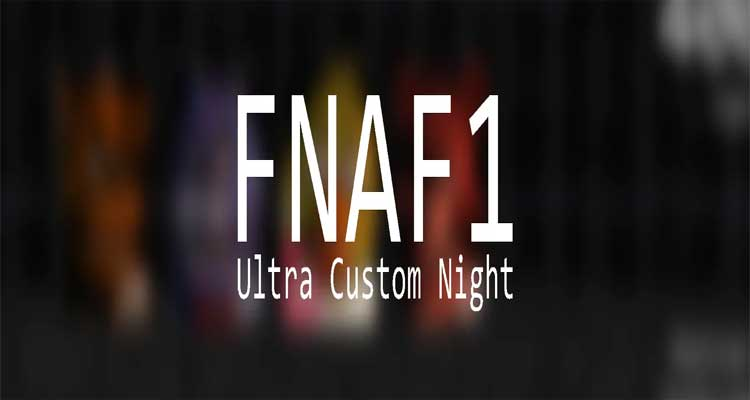 Five Nights at Freddy's 1 Ultra Custom Night