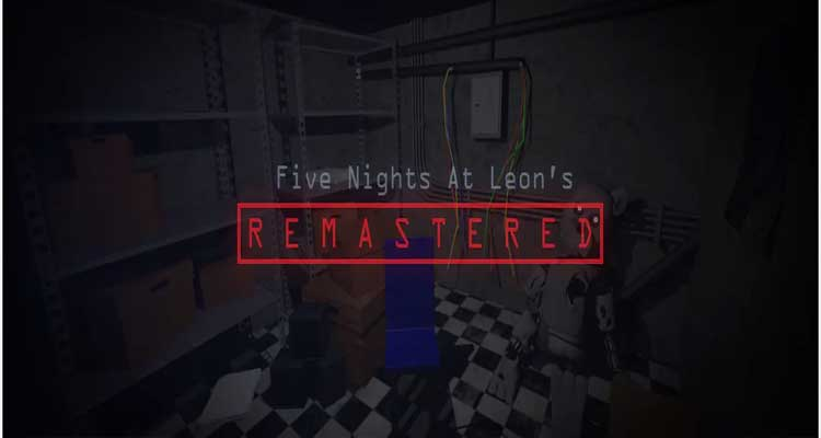 Five Nights at Leon's [REMASTERED]