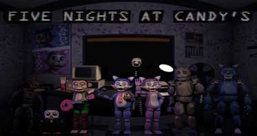 Five Nights at Candy's Free Download For PC