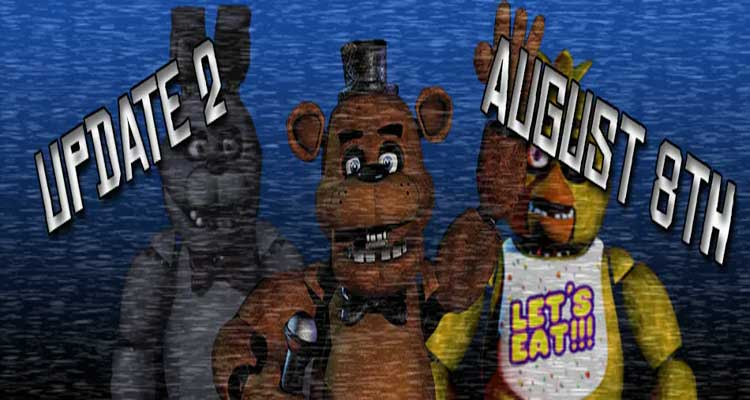 Five Nights at Freddy's 1-6 Jumpscare Simulator
