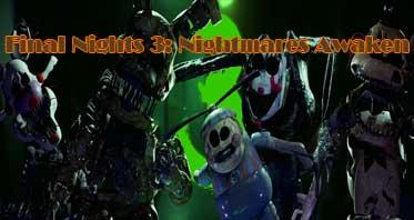 Final Nights 3: Nightmares Awaken Free Download For PC