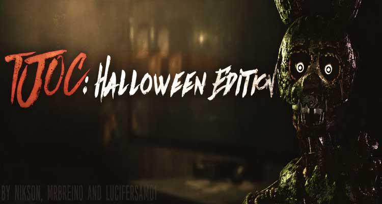 The Joy of Creation: Halloween Edition