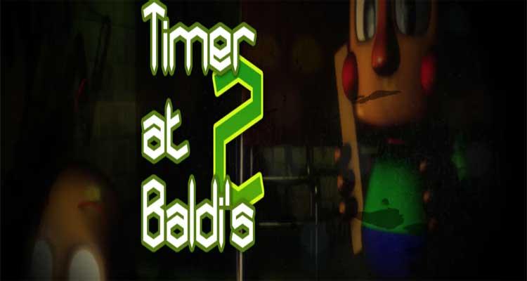 Timer at Baldis 2: 2nd Grade