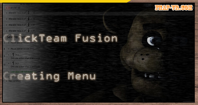 FNAF Clickteam Tutorials!