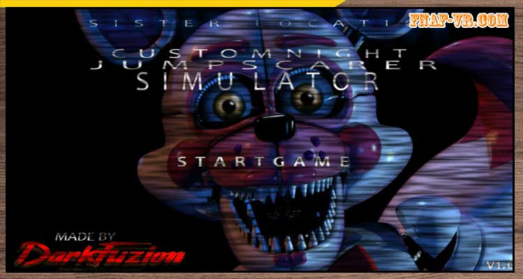 Five Nights at Freddy's Jumpscare Simulator Collection