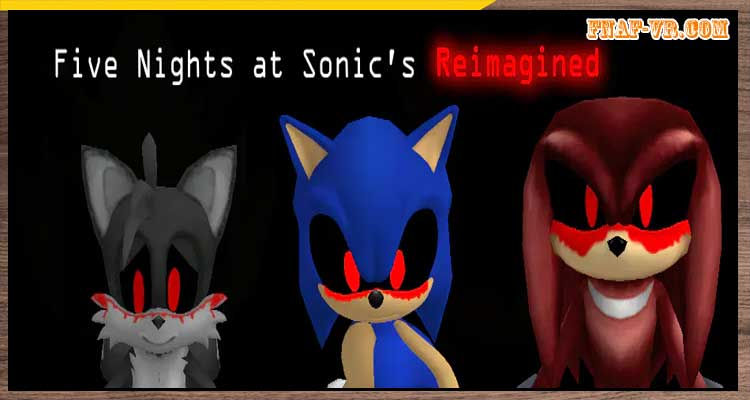 Five Nights at Sonic's Reimagined