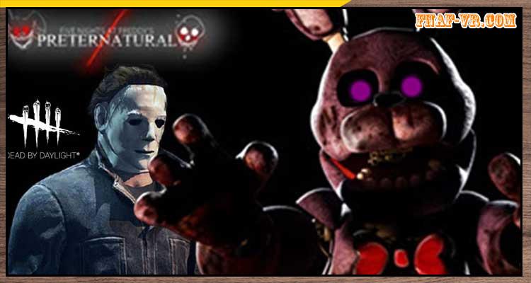 Five Nights at Freddy's: Preternatural