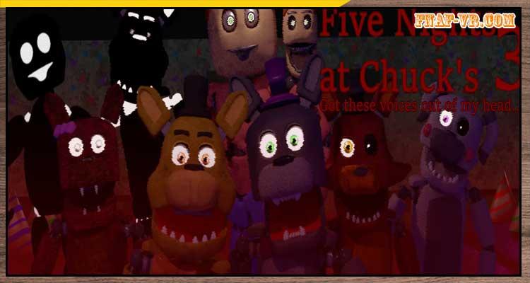 Five Nights at Chuck's 3
