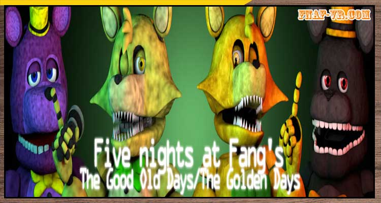 Five Nights at Fang's (Classic)