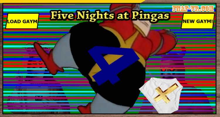 Five Nights at Pingas 4