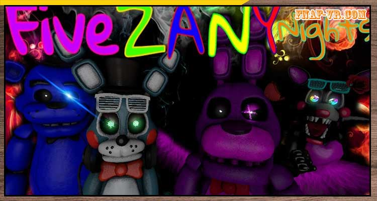 Five Zany Nights